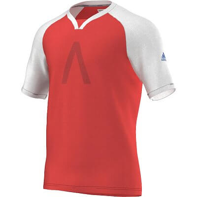 Pánské běžecké tričko adidas Aktiv Shortsleeve Tee