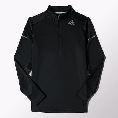 Pánské běžecké tričko adidas SQ Ccrun Half M