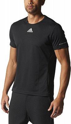 Pánské běžecké tričko adidas SQ CC Run SS T M