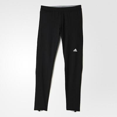 Pánské běžecké kalhoty adidas SQ CW Tights M