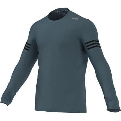 Pánské běžecké tričko adidas Response L/S Tee M