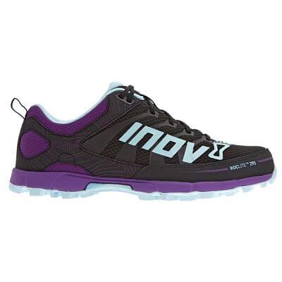 Běžecká obuv Inov-8 ROCLITE 295 (S) grey/purple/blue tmavě šedá