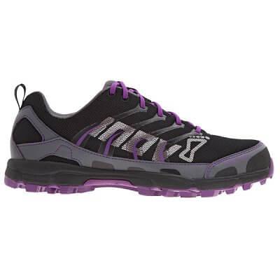 Běžecká obuv Inov-8 ROCLITE 280 (S) grey/purple tmavě šedá