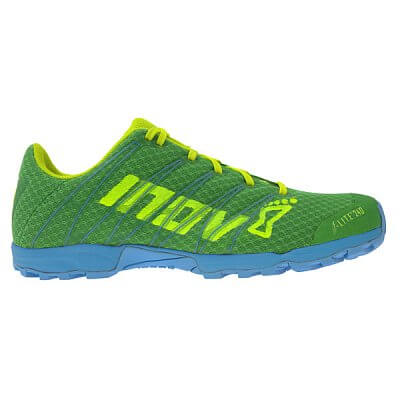 Inov-8 F-LITE 240 (P) green/blue/neon yellow zelená