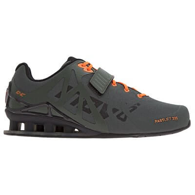 Inov-8 FASTLIFT 335 (S) thyme/black/orange šedá