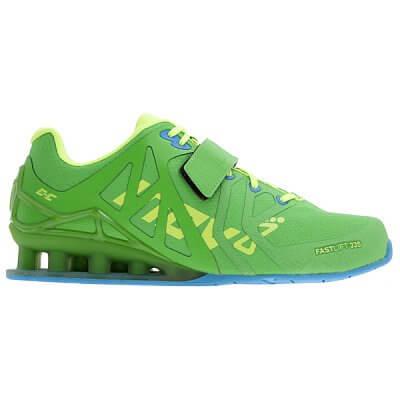 Fitness obuv Inov-8 FASTLIFT 335 (S) green/lime zelená