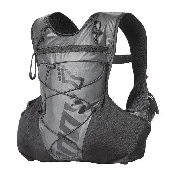 Tašky a batohy Inov-8 RACE ULTRA 5 black/black černá