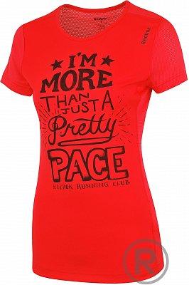 Dámské běžecké tričko Reebok Running Essentials SS Tee Print 2