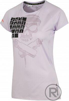 Dámské běžecké tričko Reebok One Series Running SS Graphic Tee
