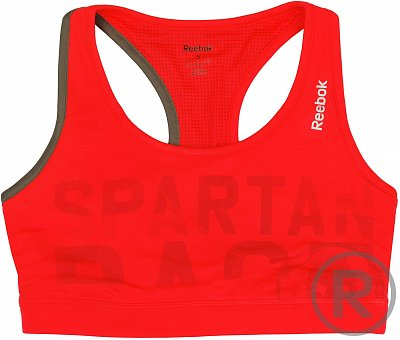 Dámská sportovní podprsenka Reebok Spartan Race Short Bra