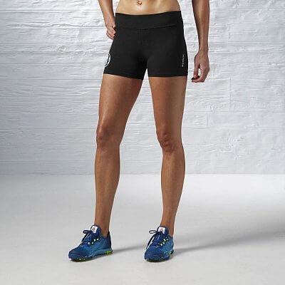 Dámské běžecké kraťasy Reebok Spartan Fan Hot Short