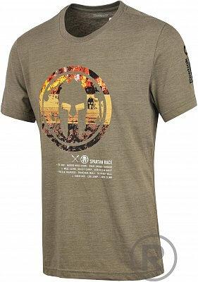 Pánské bežecké tričko Reebok Spartan Race SS Tri-blend Tee 3
