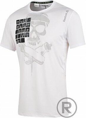 Pánské bežecké tričko Reebok One Series Running SS Tee