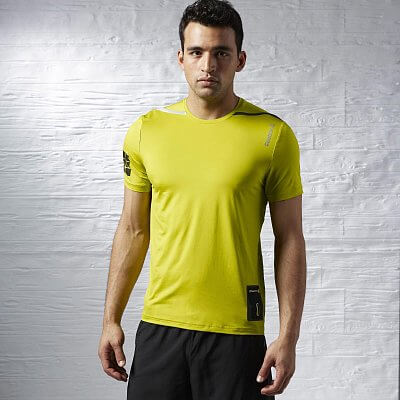 Reebok One Series Running SS Tee Elevated