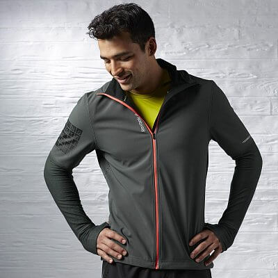 Reebok One Series Running Lightweight Warmth Jacket