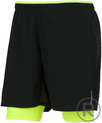 Pánské bežecké kraťasy Reebok Running Essentials 2-in-1 Short