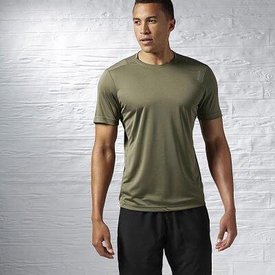 Pánské bežecké tričko Reebok Running Essentials SS Tee