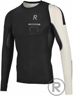 Pánské kompresní tričko Reebok RCF L/S PWR5 Compression
