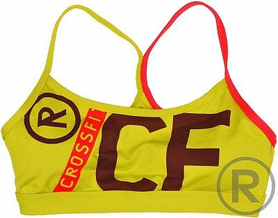 Dámská sportovní podprsenka Reebok CF Front Rack Bra