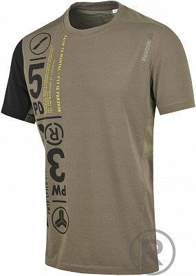 Pánské fitness tričko Reebok One Series PlayIce SS Power Top