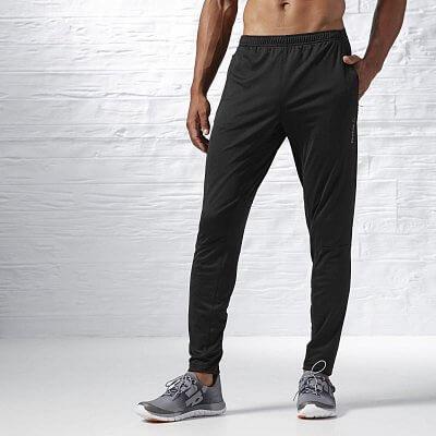 Pánské sportovní kalhoty Reebok One Series Knit Trackster Pant