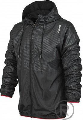 Pánská sportovní bunda Reebok Light House Style Sport Essentials AOPRNT Jacket