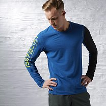 Reebok One Series PlayIce Long Sleeve Power Top