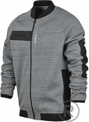 Pánská sportovní bunda Reebok One Series Quik Cotton Track Jacket