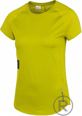Dámské fitness tričko Reebok One Series Advantage Breeze SS Tee