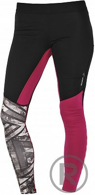 Dámské fitness legíny Reebok One Series Fe26 Rush Compression Tight