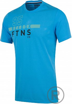Reebok Workout Ready Fitness Graphic Tee
