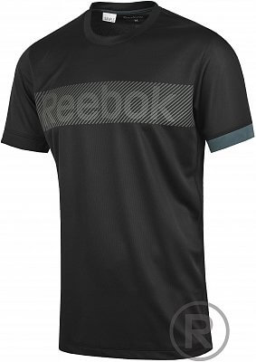 Reebok Sport Essentials Commercial Graphic Tech Top