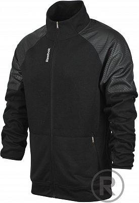 Pánská sportovní bunda Reebok Sport Essentials Fabric Mix Track Jacket