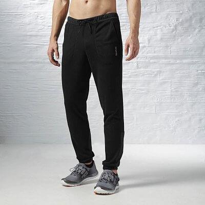 Pánské sportovní kalhoty Reebok Sport Essentials Fabric Mix Pant