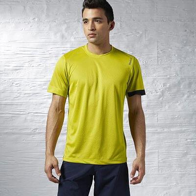 Pánské fitness tričko Reebok Sport Essentials Com Tech Top