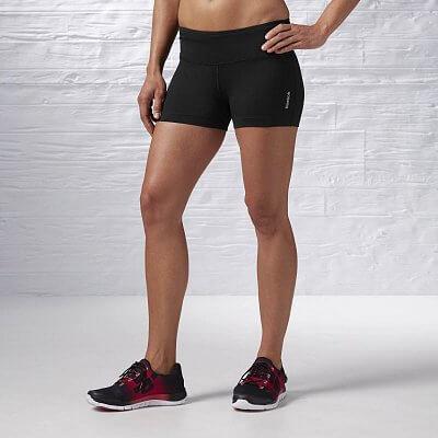 Dámské fitness kraťasy Reebok Sport Essentials Fitted Short