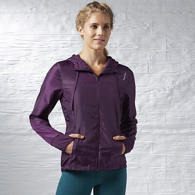 Dámská sportovní bunda Reebok Sport Essentials PlayDry Woven Jacket