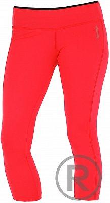 Dámské fitness kalhoty Reebok Sport Essentials PNT Program 3/4 Capri LR