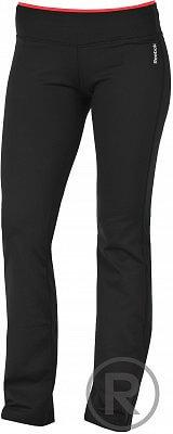 Dámské fitness kalhoty Reebok Sport Essentials Pant Program Fitted Bootcut