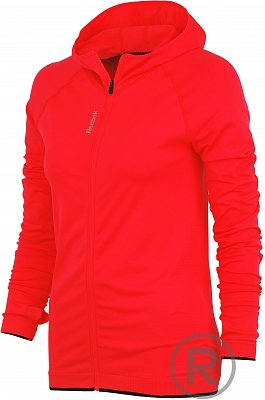 Dámská fitness mikina Reebok Sport Essentials Seamless FullZip Hood