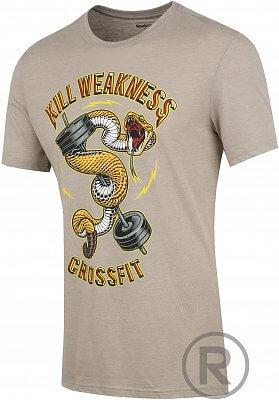 Pánské fitness tričko Reebok RCF GRPHC T 3