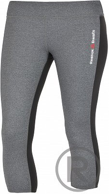 Dámské fitness kalhoty Reebok CF Chase II Capri