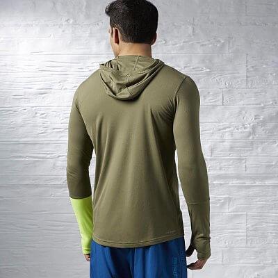 Pánská běžecká mikina Reebok Running Essentials Cold Weather Hoodie