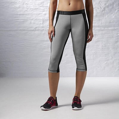 Dámské fitness kalhoty Reebok Workout Ready Capri
