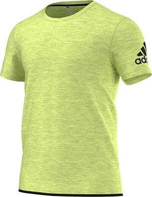 Pánské běžecké tričko adidas Uncontrol Climachill Tee