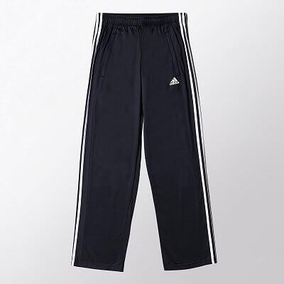 Pánské běžecké kalhoty adidas Sport Essentials 3S Track Pant