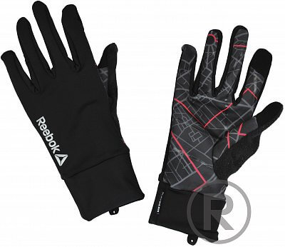 Běžecké rukavice Reebok One Series Running Gloves