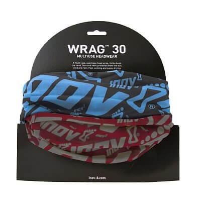 Čepice Inov-8 WRAG 30 black/blue red/grey černá