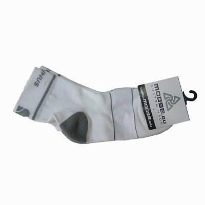 Sportovní ponožky Moose Emotion White