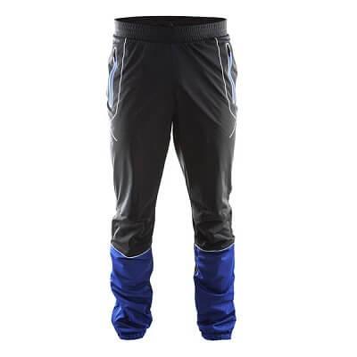 Kalhoty Craft Kalhoty High Function černá s modrou